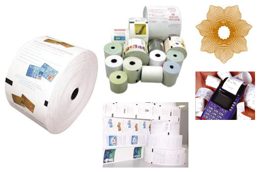 Our thermal paper products